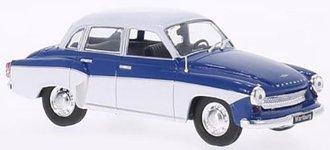 1965 Wartburg 312 (Blue/White)