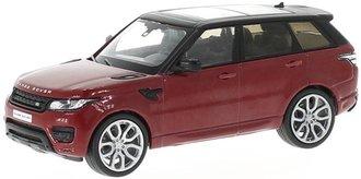 1:43 2014 Land Rover Range Rover Sport (Red Metallic/Black)