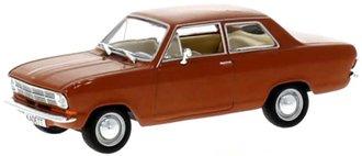 1970 Opel Kadett B (Copper)