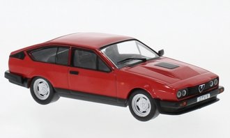 1:43 1985 Alfa Romeo GTV 6 (Red)