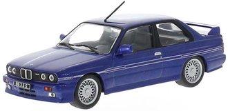 1:43 1988 BMW Alpina B6 3.5 S (Blue Metallic)