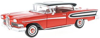 1958 Ford Edsel Citation Hard Top (Red/Black)