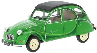 1986 Citroën 2CV (Green)