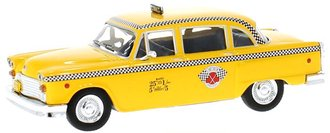 "1:43 1963 Checker Marathon Taxi ""New York City"""