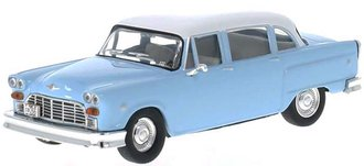 1964 Checker Marathon 327 (Light Blue/White)