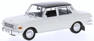 1:43 1985 Wartburg 353 (White/Black)