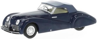 1939 Alfa Romeo 6C 2500 SS Spider (Dark Blue/Black)