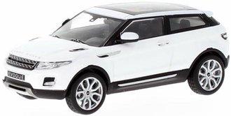 1:43 2011 Land Rover Range Rover Evoque Coupe (White)