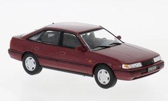 1:43 1990 Mazda 626 (Dark Red Metallic)