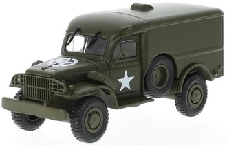 1:43 1942 Dodge WC54 (Olive Drab)