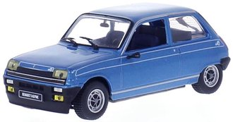 1:43 1976 Renault 5 Alpine (Blue Metallic)