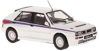 1:43 1992 Lancia Delta Integrale Martini (White)