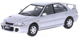 1:43 1992 Mitsubishi Lancer Evo 1 (Silver)
