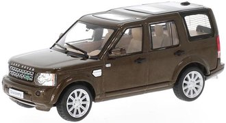 1:43 2010 Land Rover Discovery 4 (Brown Metallic)