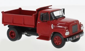 1:43 1960 International Harvester NV-184 Dump Truck (Red)