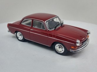 1:43 1970 VW 1600 L (Dark Red)
