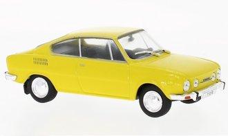1:43 1970 Skoda 110 R (Yellow)
