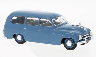 1954 Skoda 1201 Kombi (Blue)