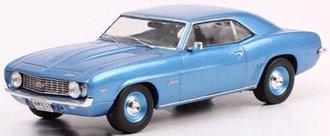 1969 Chevy Camaro (Blue)