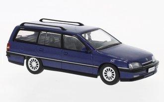 1990 Opel Omega A2 Caravan (Blue Metallic)