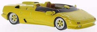 1992 Lamborghini Diablo Roadster Prototype (Dark Yellow)
