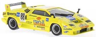 1994 Lamborghini Countach XXV Anniversary Competizione (Yellow)