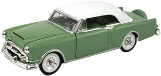 1953 Packard Caribbean Soft Top (Orchard Green/White)