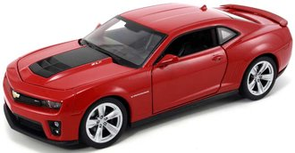 1:24 Chevy Camaro ZL1 (Red)