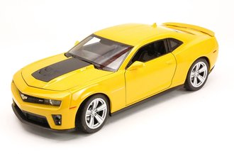 1:24 Chevy Camaro ZL1 (Yellow)