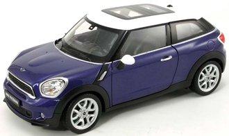 1:24 Mini Cooper S Paceman (Blue)