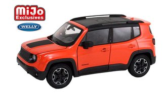 1:24 Jeep Renegade Trailhawk (Orange)