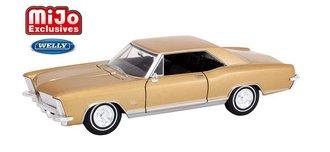 1:24 1965 Buick Riviera Gran Sport (Gold)