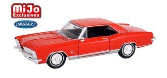 1:24 1965 Buick Riviera Gran Sport (Red)