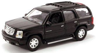 1:43 Cadillac Escalade SUV (Black)