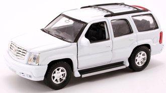 1:43 Cadillac Escalade SUV (White)