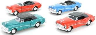 1:43 1953 Buick Skylark (Set of 4)