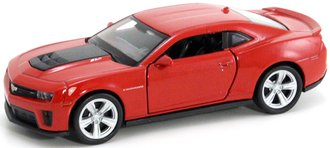 1:43 Chevy Camaro ZL1 Hardtop (Red)