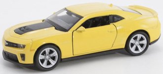 1:43 Chevy Camaro ZL1 Hardtop (Yellow)