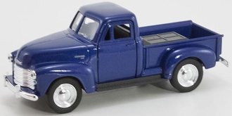1:43 1953 Chevy 3100 Pickup (Blue)