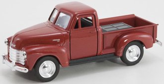1:43 1953 Chevy 3100 Pickup (Red)