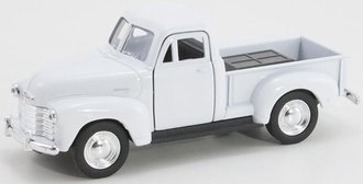 1:43 1953 Chevy 3100 Pickup (White)
