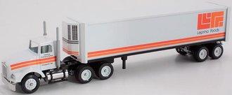 "Kenworth T800 Day Cab w/Reefer Trailer ""Leprino Foods"""