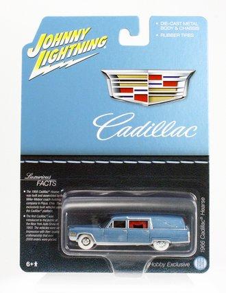White Lightning 1:64 1959 Cadillac Hearse