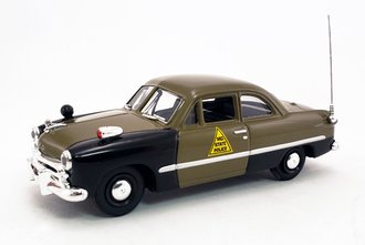 "1949 Ford Police ""Maryland"" *** Custom Model ***"