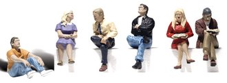 O People Sitting (6)