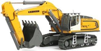 Liebherr R970 SME Excavator (Yellow)
