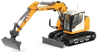 Liebherr R914 Compact Excavator (Yellow)