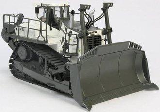 Liebherr PR776 Bulldozer (White)