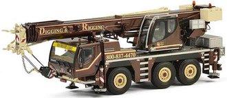 """Liebherr LTM1050.3 Mobile Crane """"Digging & Rigging"""""""