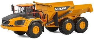 Volvo Articulated A604 Dump Truck (Yellow)